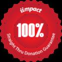 IIMPACT 100% Guarantee